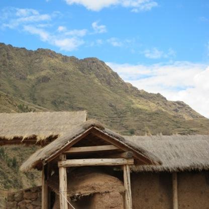 Qantusraqay Inca town23