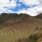 Qantusraqay Inca town7