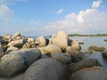 Rock boulders of Bintan1