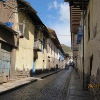 Sant Agostin street - Novotel location