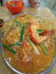 Seng Kee Prawn crispy noodle