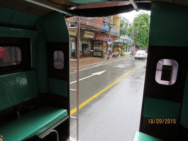 Songthaew ride3