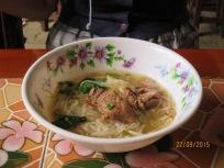 Sukhothai local restaurant lunch5
