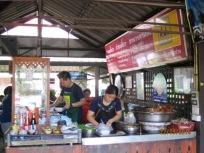 Sukhothai local restaurant lunch6