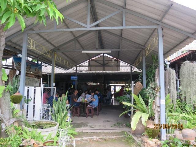 Sukhothai local restaurant lunch7