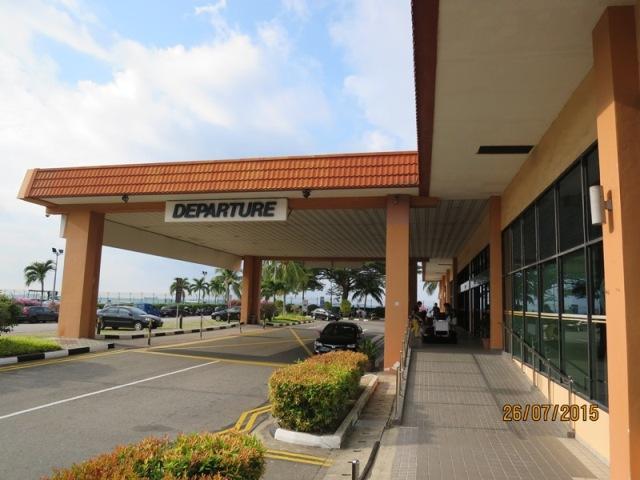 Tanah Merach ferry Terminal1