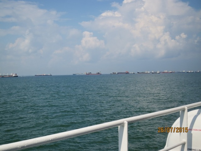 The ride to Bintan4