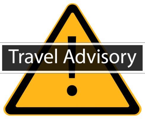 Travel Advisory
