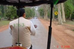 Tuktuk driver2