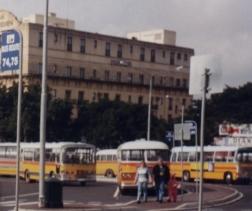 Valetta Bus terminus