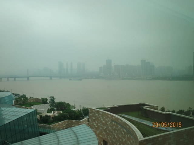 View from InterContinental Changsha1