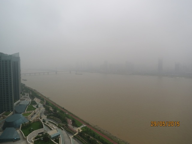 View from InterContinental Changsha4
