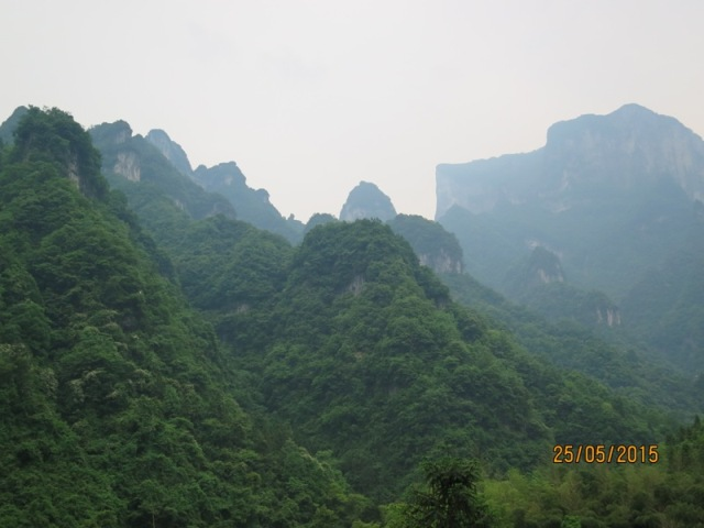 View from Laodaowan Pavilion7