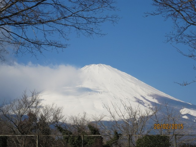 View of Fuji from Gotemba5