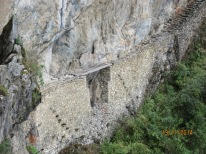 Walk to the Inca bridge6