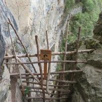 Walk to the Inca bridge7