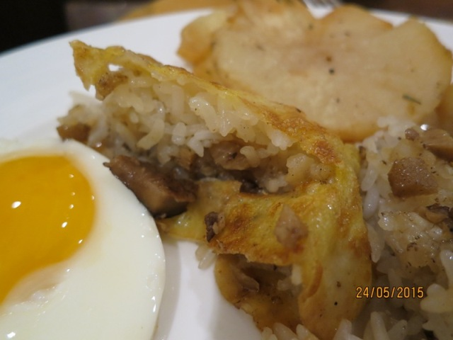 Wuhan Egg sticky rice cake2