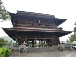 Zenkoji temple3