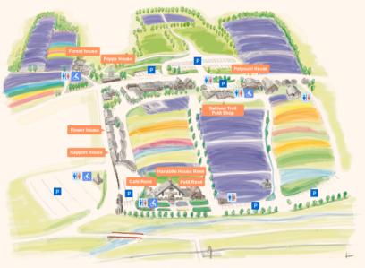Farm Tomita map