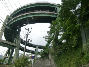 Kawazu loop bridge4
