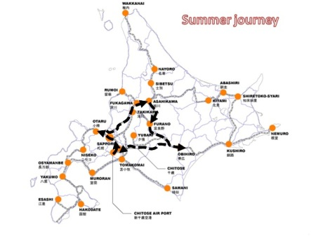 Summer Hokkaido