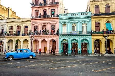 A new kind of Cuba emerging?