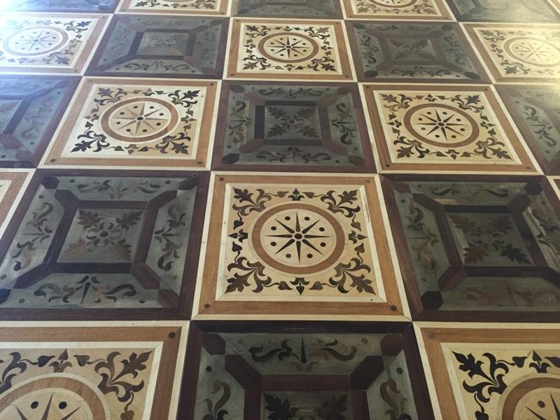 Hermitage floorboard2