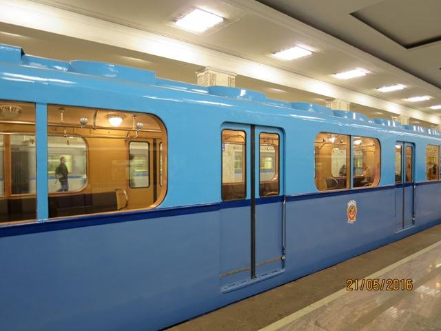 Izmaylovskaya station2