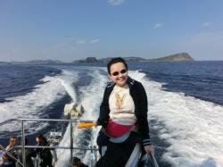 Kerama island snorkel trip5