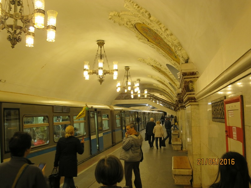 Kiyevskaya station2