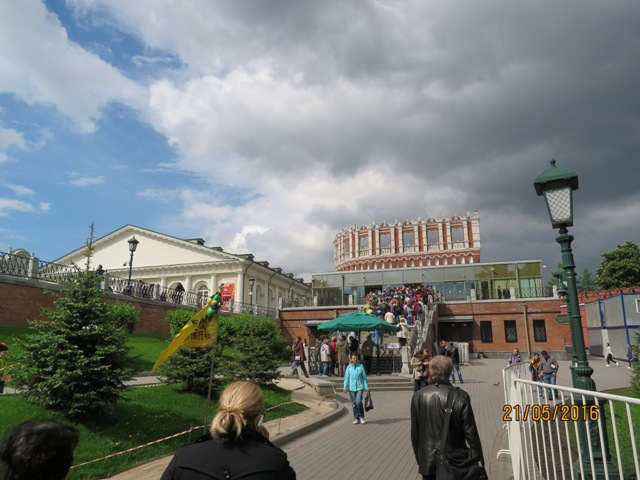 Kremlin Entrance at Trinity tower2