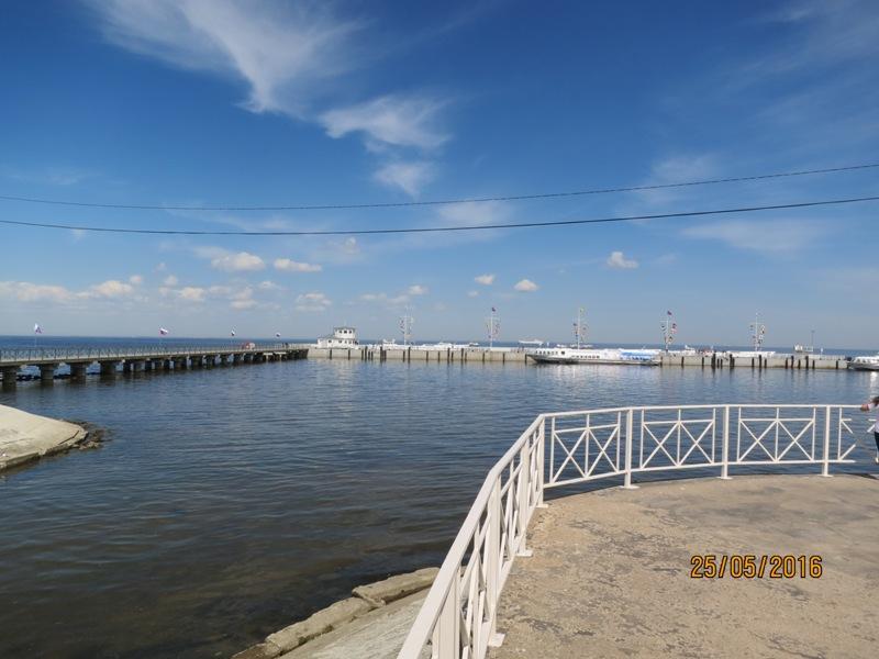 Peterhof pier1