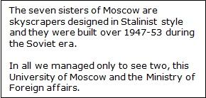 Soviet Monoliths