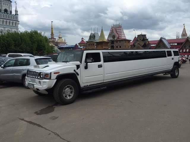 Stretch Limo3
