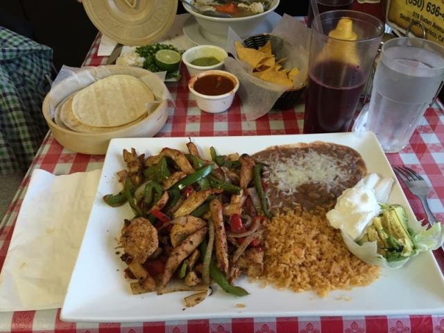 Dinner at Taqueria la Morena8