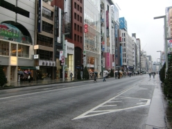 Ginza street1