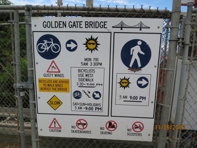 Golden Gate Bridge walk1