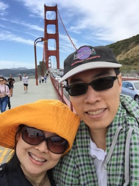 Golden Gate Bridge walk23