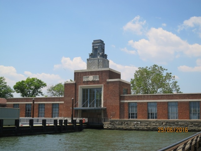Leaving Ellis Island1