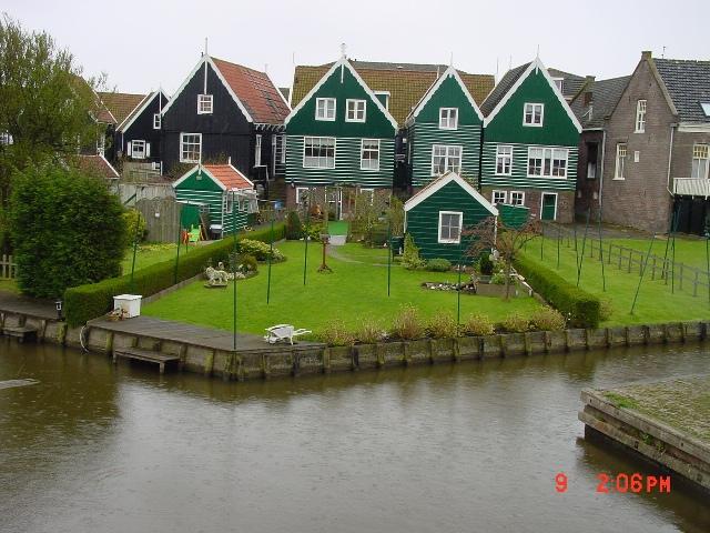 Marken and Volendam, Zuiderseetowns
