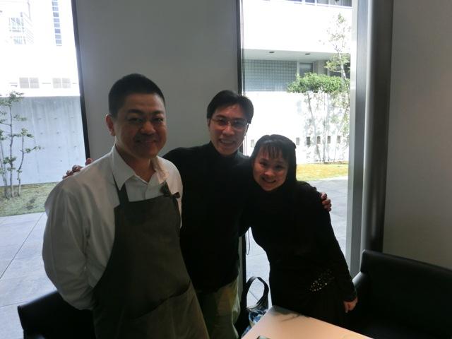 Narisawa Chef