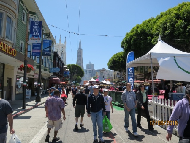 North Beach carnival 1