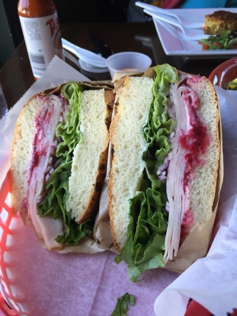 Palisades Deli lunch3