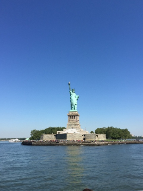 Ride to Statue of Liberty16