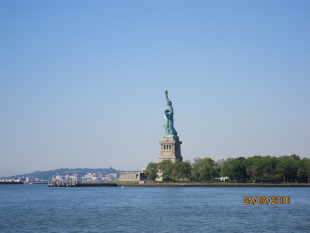 Ride to Statue of Liberty3