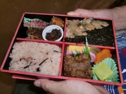 Shinkansen Bento box2