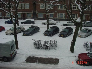 Snowed in March-3