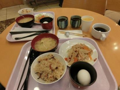 Toyoko Inn breakfast1