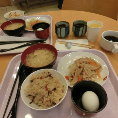 Toyoko Inn breakfast1