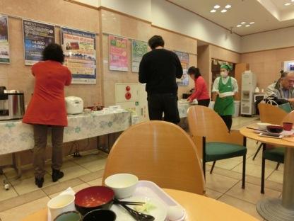 Toyoko Inn breakfast2